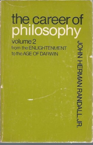 9780231086394: 002: The Career of Philosophy, Vol. 2: From the German Enlightenment to the Age of Darwin