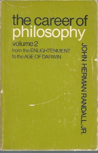 9780231086783: 002: The Career of Philosophy, Vol. 2: From the German Enlightenment to the Age of Darwin