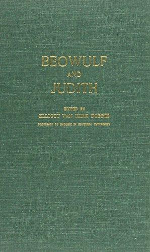 Beowulf and Judith: Dobbie, Elliot Van Kirk