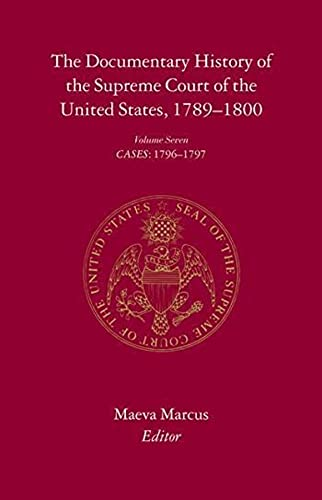 9780231088732: The Documentary History of the Supreme Court of the United States, 1789-1800, Vol. 6: Cases: 1790-1795