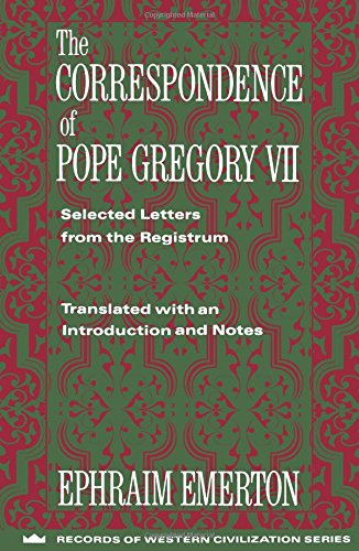9780231096270: The Correspondence of Pope Gregory VII