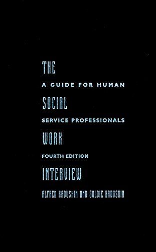 9780231096591: The Social Work Interview: A Guide for Human Service Professionals