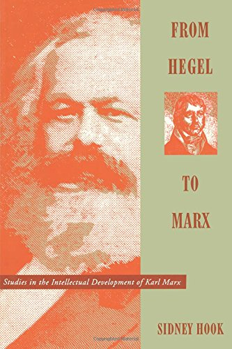 9780231096652: From Hegel to Marx: Studies in the Intellectual Development of Karl Marx (Morningside Book)