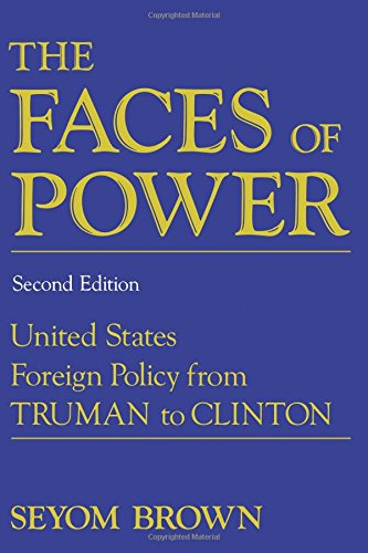 The Faces of Power: Seyom Brown