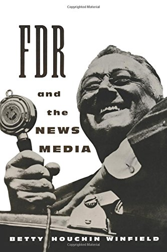 9780231100090: FDR and the News Media (Morningside Book S)