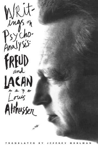 9780231101691: Writings on Psychoanalysis