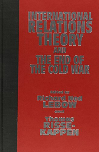 9780231101943: International Relations Theory and the End of the Cold War