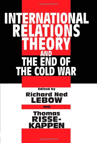 9780231101950: International Relations Theory and the End of the Cold War