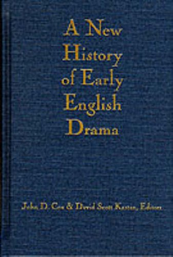 9780231102421: A New History of Early English Drama