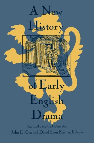 9780231102438: A New History of Early English Drama (World Bank Comparative Macroeconomic)