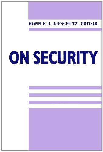 9780231102711: On Security