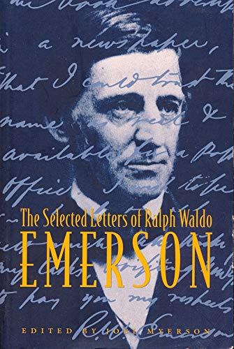 9780231102827: The Selected Letters of Ralph Waldo Emerson