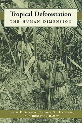 Tropical Deforestation: Bruce Horowitz; Bailey,