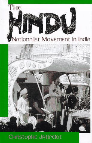 9780231103343: The Hindu Nationalist Movement in India