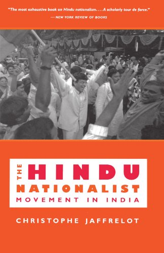 9780231103350: The Hindu Nationalist Movement in India