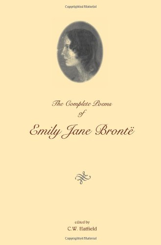 9780231103473: The Complete Poems of Emily Jane Bronte