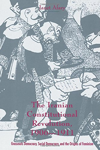 9780231103510: The Iranian Constitutional Revolution, 1906-1911