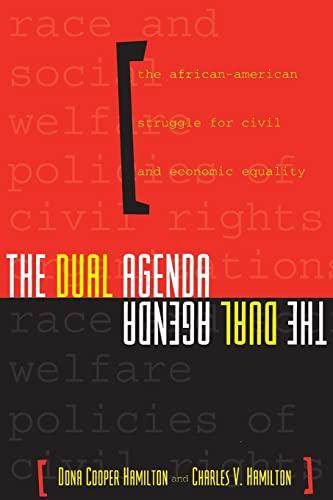 9780231103657: The Dual Agenda