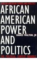 9780231104197: African American Power and Politics