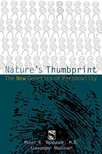 9780231104418: Nature's Thumbprint