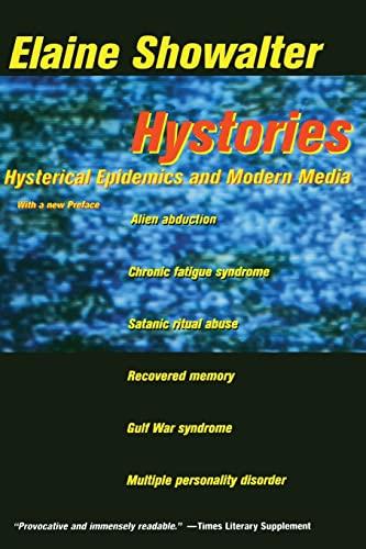 9780231104593: Hystories