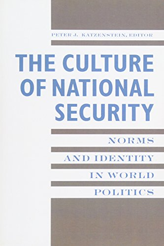 9780231104692: The Culture of National Security