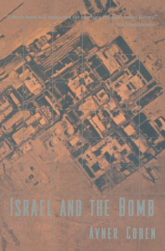 Israel and the Bomb: Cohen, Avner