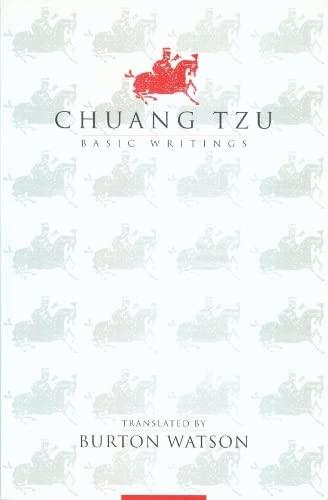 9780231105958: Chuang Tzu: Basic Writings