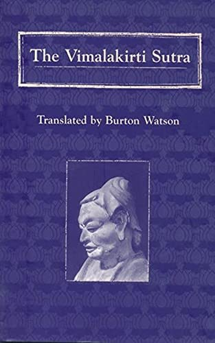9780231106573: The Vimalakirti Sutra