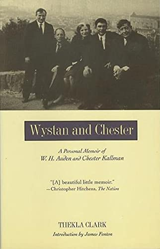 9780231107075: Wystan and Chester