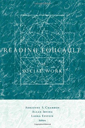 9780231107174: Reading Foucault for Social Work