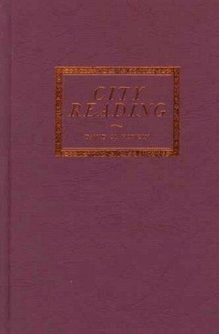 9780231107440: City Reading