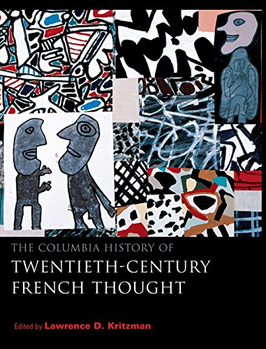 9780231107914: The Columbia History of Twentieth-Century French Thought