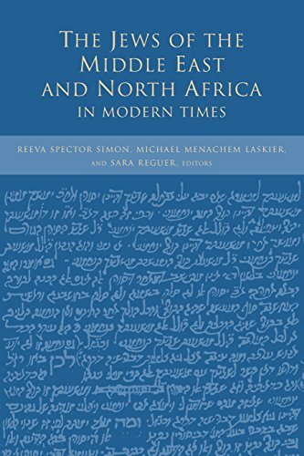 9780231107976: The Jews of the Middle East and North Africa in Modern Times