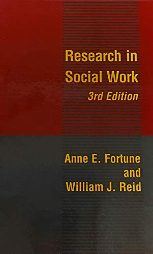 9780231108126: Research in Social Work