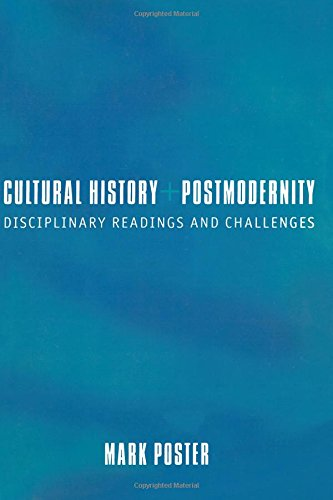 9780231108836: Cultural History and Postmodernity