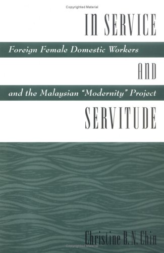 9780231109871: In Service and Servitude
