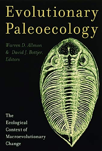 9780231109949: Evolutionary Paleoecology: The Ecological Context of Macroevolutionary Change