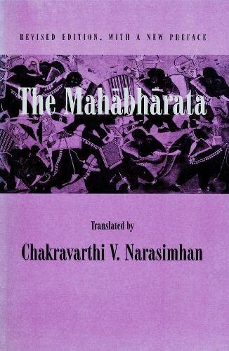 9780231110556: The Mahabharata