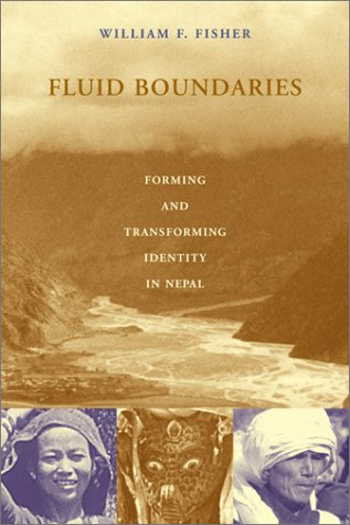 9780231110860: Fluid Boundaries