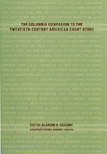 9780231110983: The Columbia Companion to the Twentieth-Century American Short Story