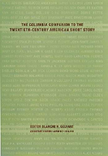 9780231110990: The Columbia Companion to the Twentieth-Century American Short Story
