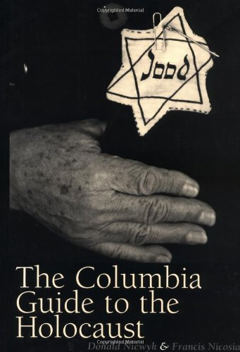 9780231112000: The Columbia Guide to the Holocaust