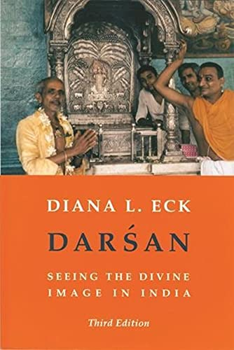 9780231112659: Darsan: Seeing the Divine Image in India