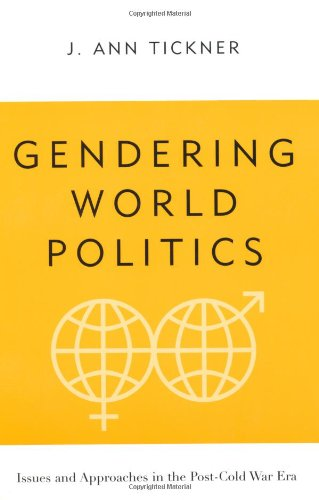 9780231113670: Gendering World Politics
