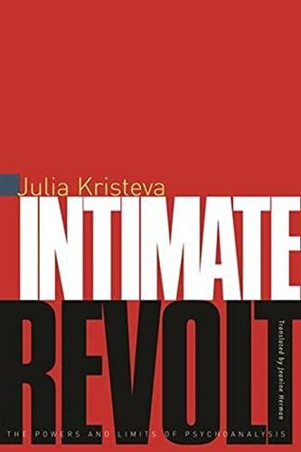 9780231114141: Intimate Revolt