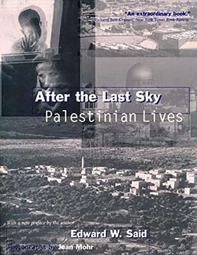 9780231114493: After the Last Sky: Palestinian Lives