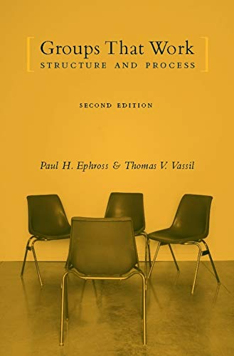 9780231115094: Groups That Work: Structure and Process