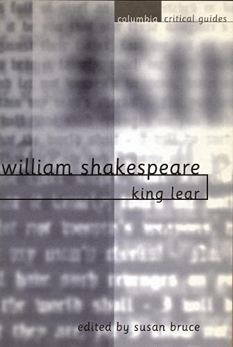 9780231115285: Shakespeare: King Lear