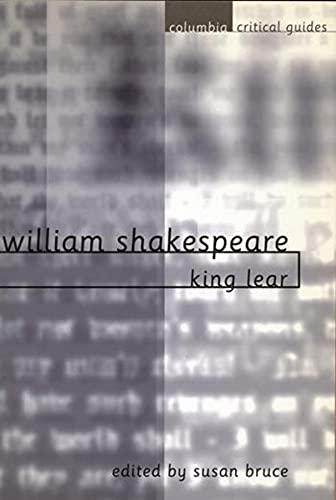 9780231115292: Shakespeare: King Lear
